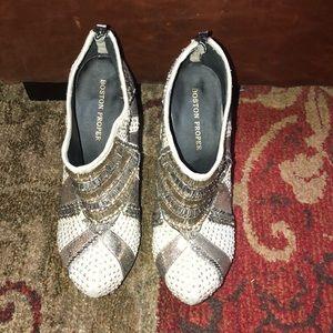 Boston Proper booty heels, Size 8.5M